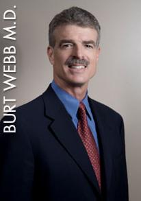 Burt Webb, M.D.